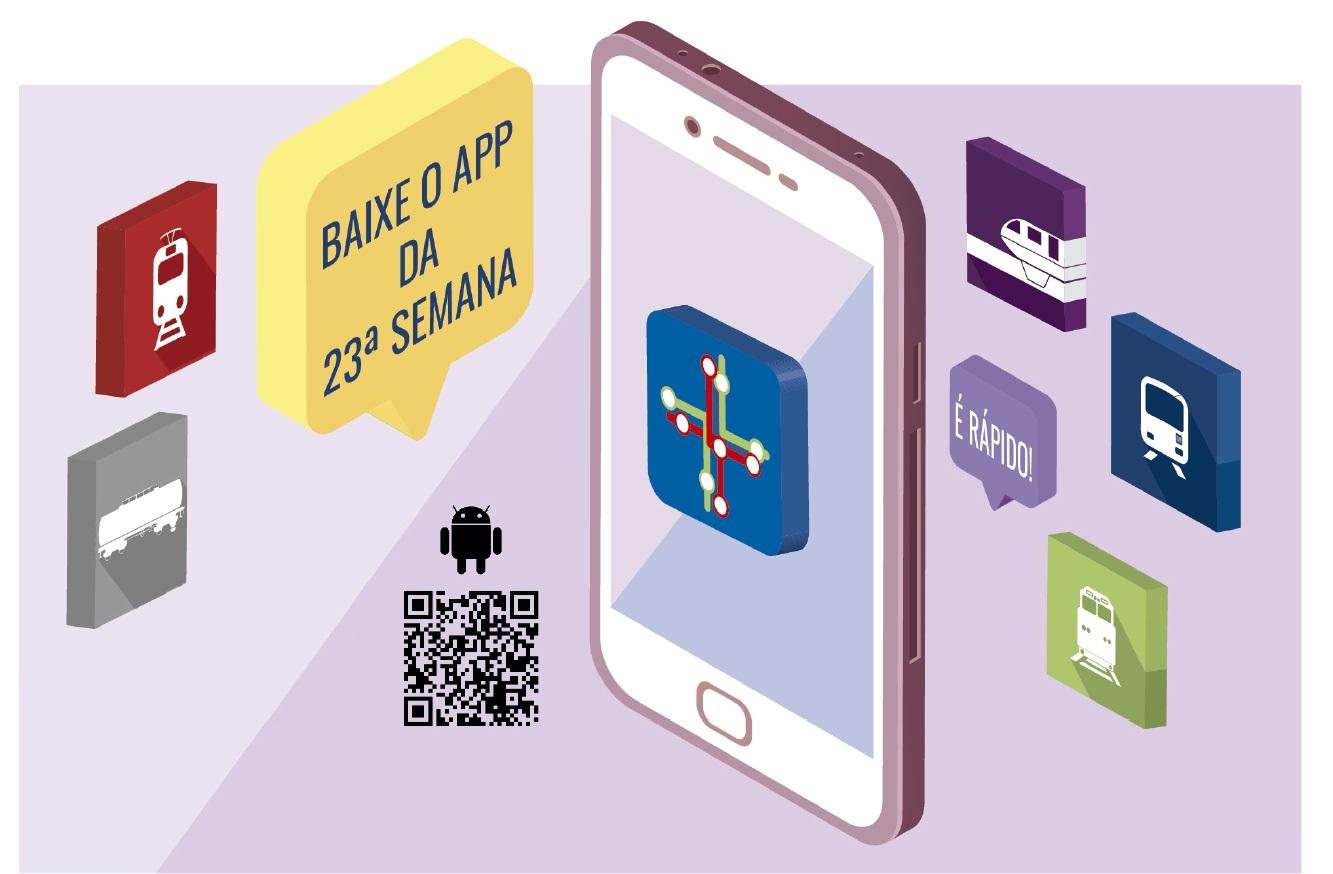 chamada app alta 2